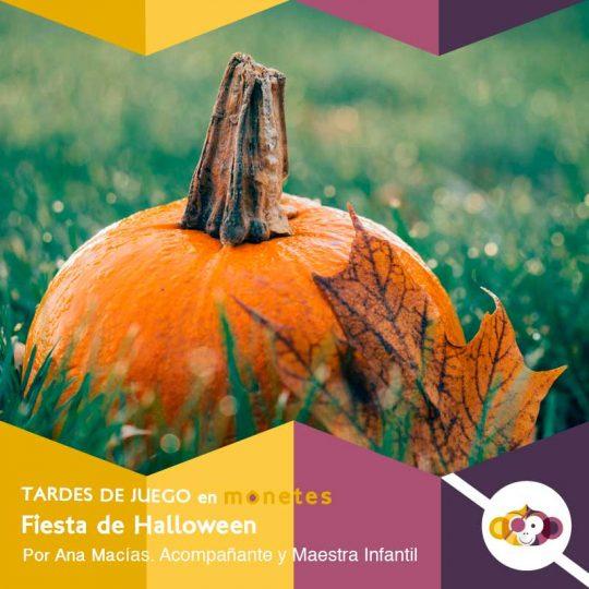 Tarde de juegos en Monetes: Fiesta de Halloween