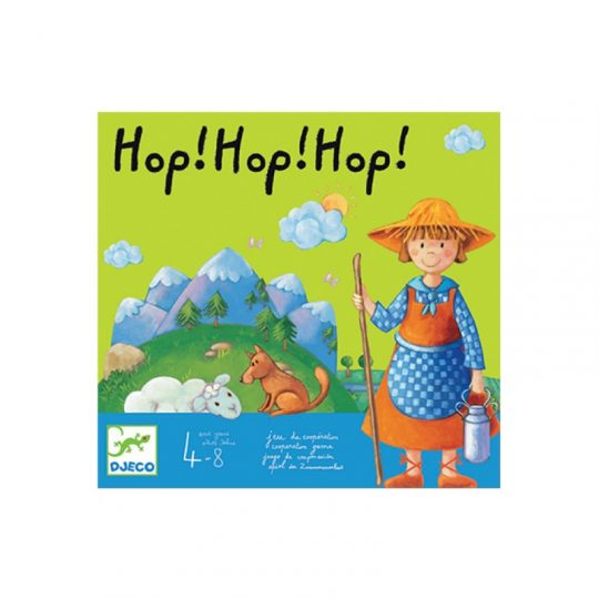 Juego Hop Hop Hop