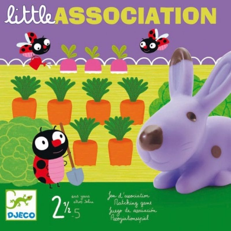 Juego Little Association, Djeco