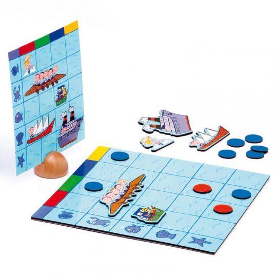 Juegos de mesa (+6 años)