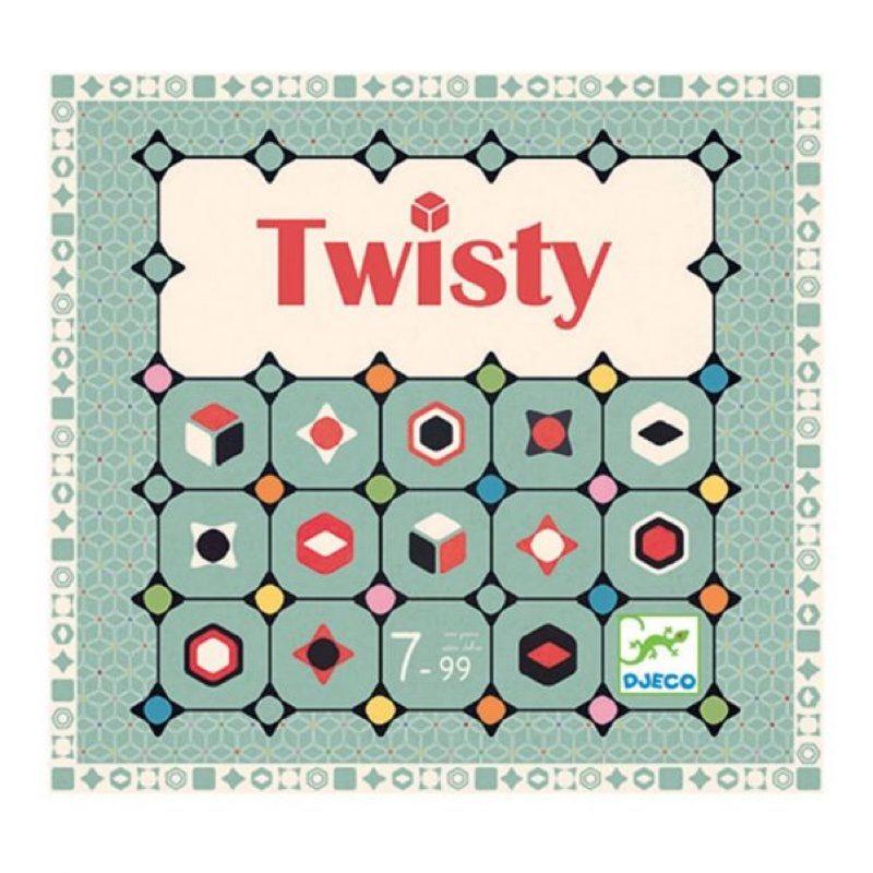 Juego Twisty, Djeco