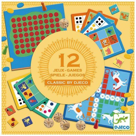 12 juegos clásicos