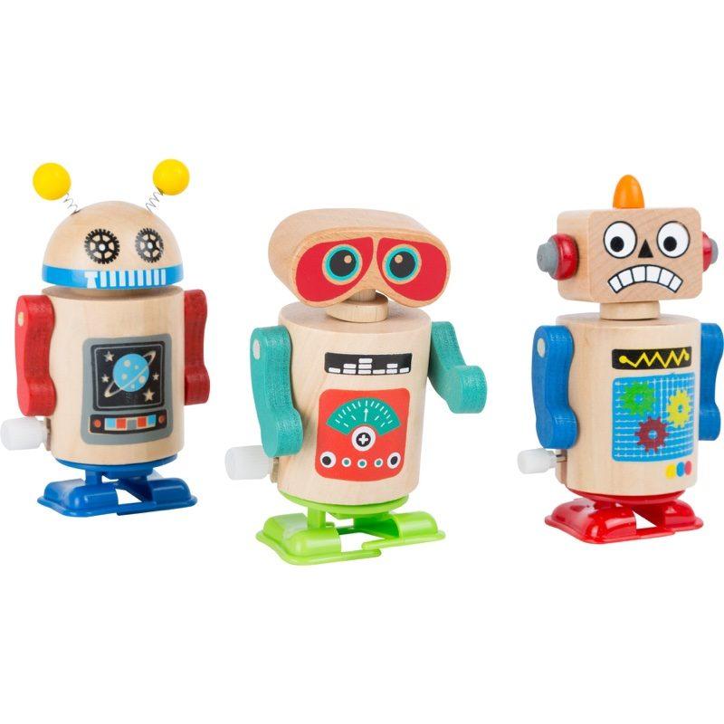 Juguete de madera Robot, Small Foot