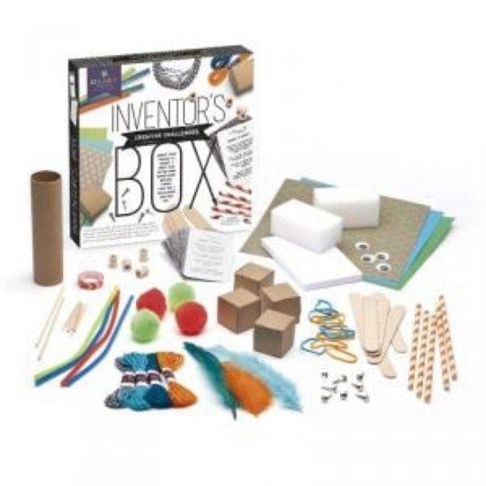 Kit Inventors Box