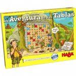 La aventura de las tablas - Monetes