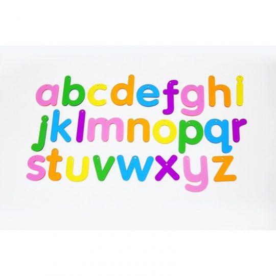 Letras de colores de metacrilato