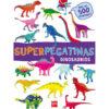 Libro Superpegatinas Dinosaurios