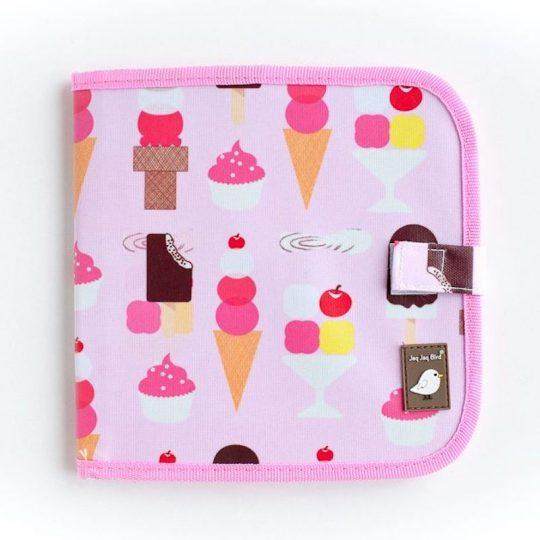 Libro pizarra + Tizas sin polvo - Ice Cream -