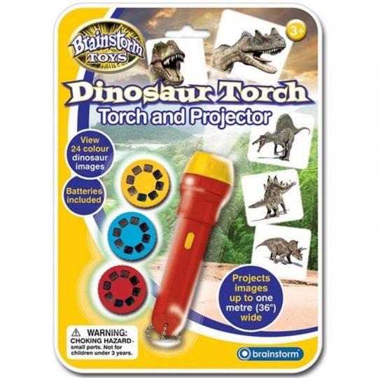 Linterna Proyector Brainstorm Toys - Dinosaurios -