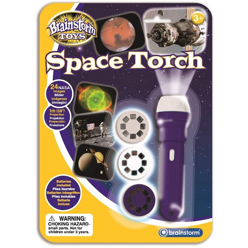 Linterna espacio Brainstorm Toys