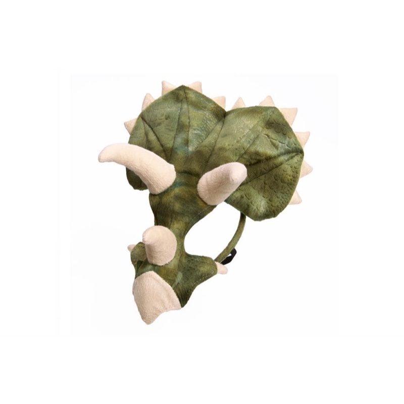 Máscara de dinosaurio anchiceratops, Grimini