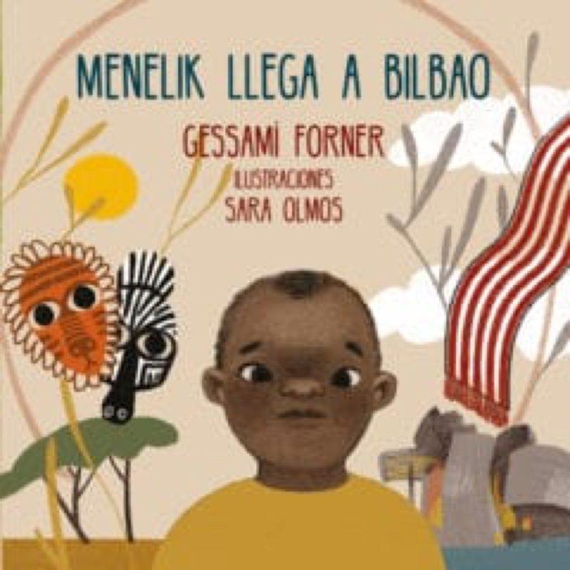 Menelik llega a Bilbao, Editorial Minis