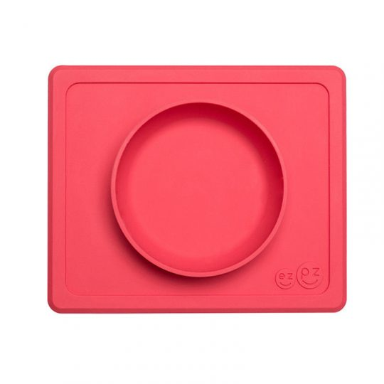 Cuenco antideslizante Mini Bowl Coral
