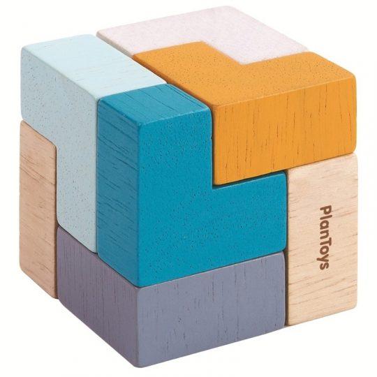 Mini Juego - Puzzle cubo 3D