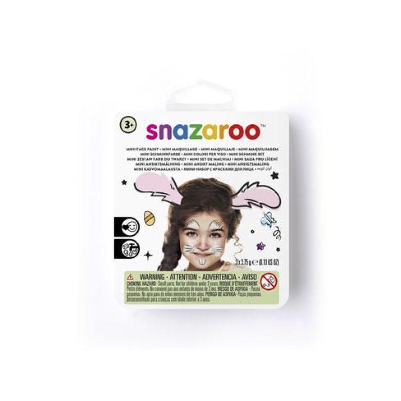 Mini kit de maquillaje de conejo, Snazaroo