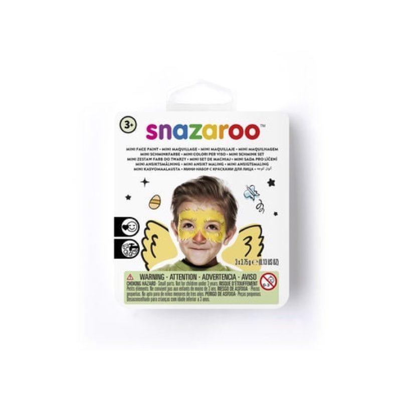 Mini kit de maquillaje de pollito, Snazaroo