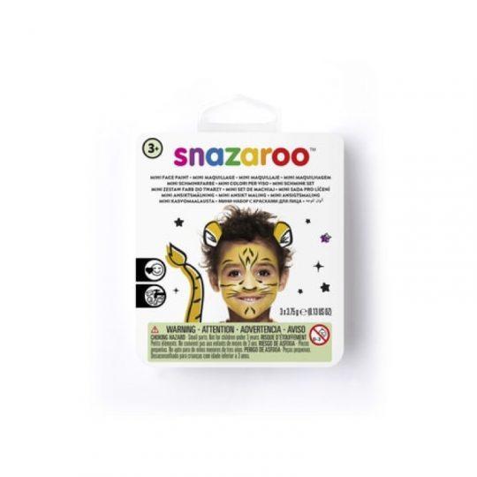 Mini Kit maquillaje Tigre