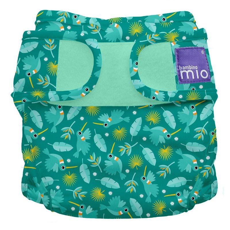 talla 1 miosoft cobertor de pa/ñal balanceo del perezoso 9 kg Bambino Mio