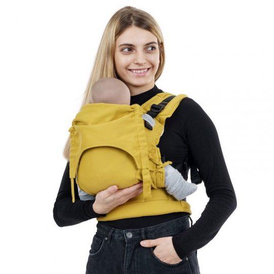 Mochila Fidella Fusion Chevron - Mustard - Baby