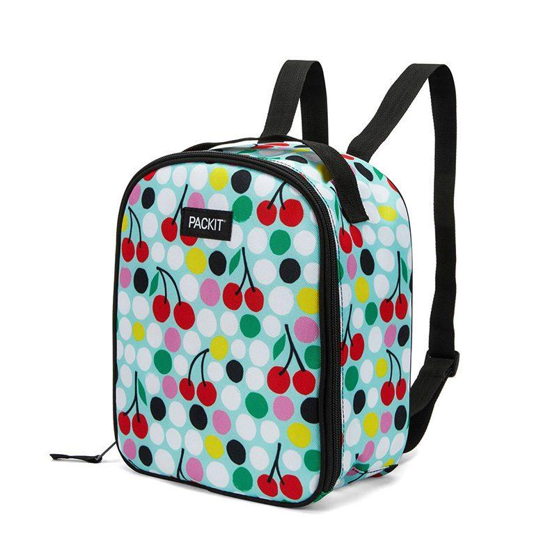 Mochila portalimentos congelable Pack It Cherry Dots - Monetes