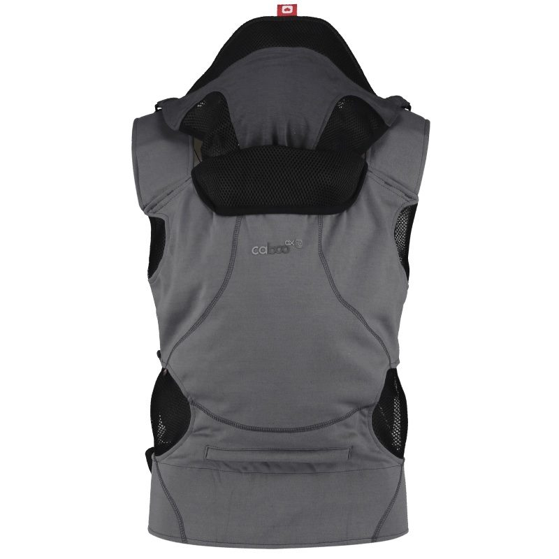 Mochila Caboo Dx Go Steel Grey