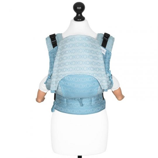 Mochila Fidella Fusion 2.0 Hugs and Kisses - Blue Heaven -  Toddler