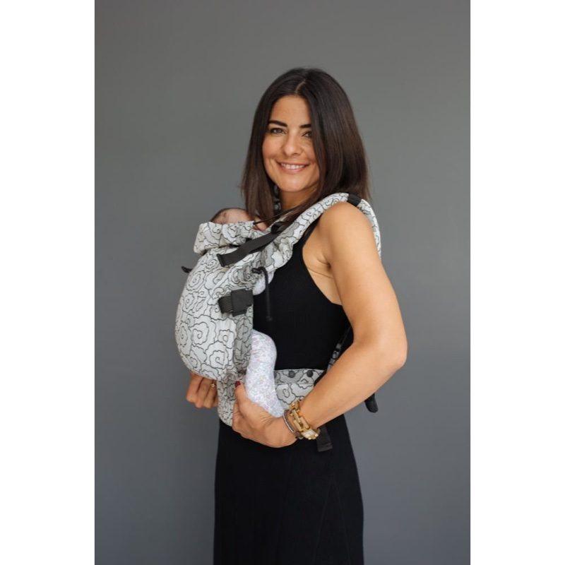 Mochila ergonómica evolutiva Neko Switch Baby Lokum Hazel