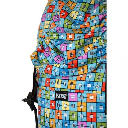 Mochila portabebé Kibi - Tetris -