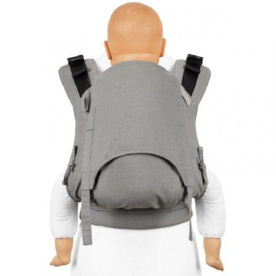 Mochila Fidella Fusion 2.0 Chevron - gris claro -  Toddler