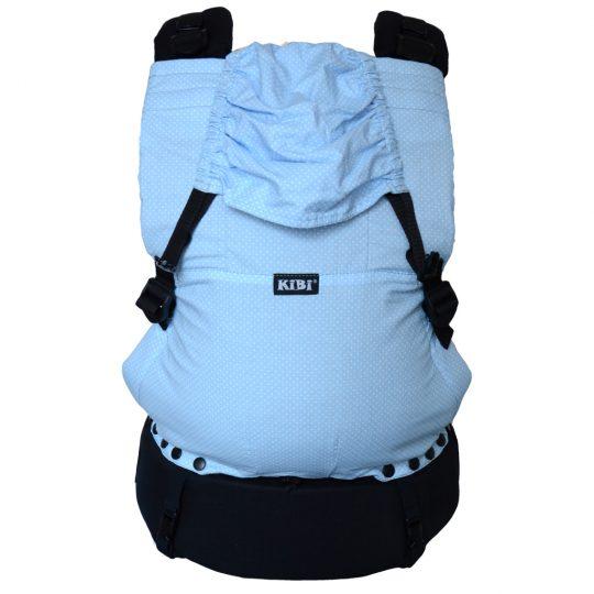 Mochila portabebé Kibi - Azul -