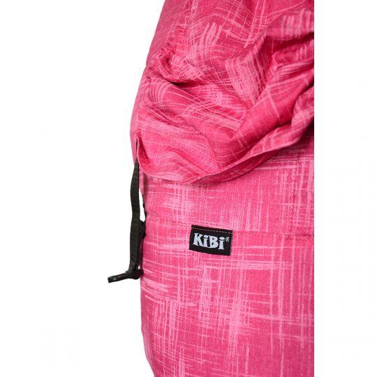 Mochila portabebé Kibi - Marble Pink -