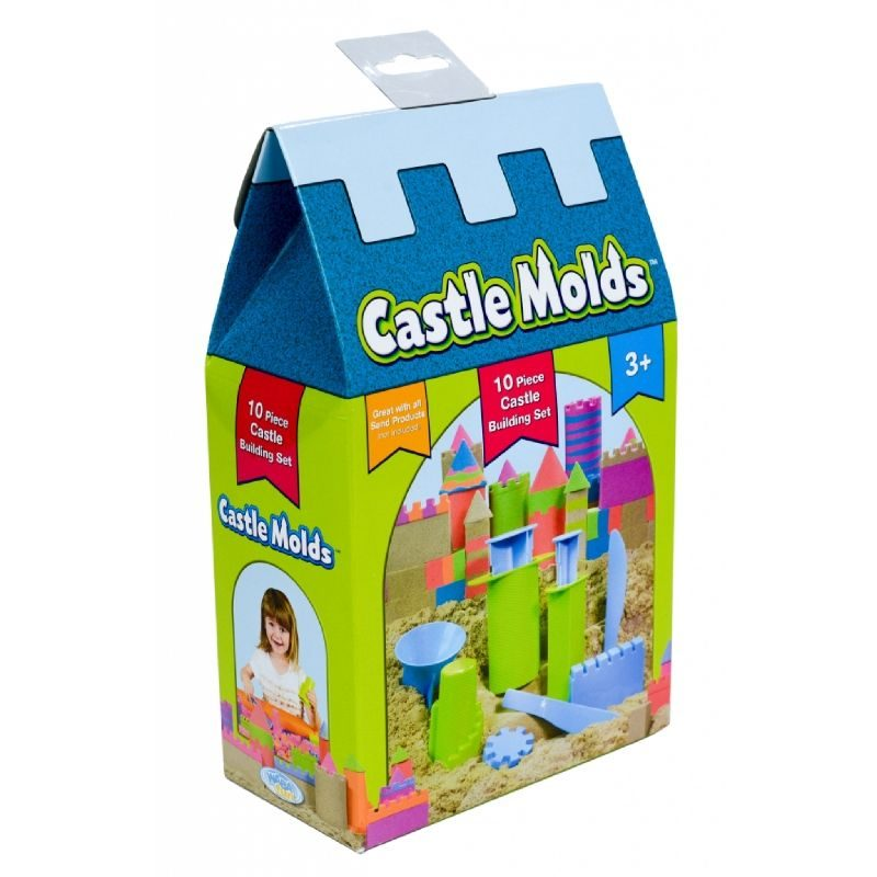 Moldes de castillos para arena