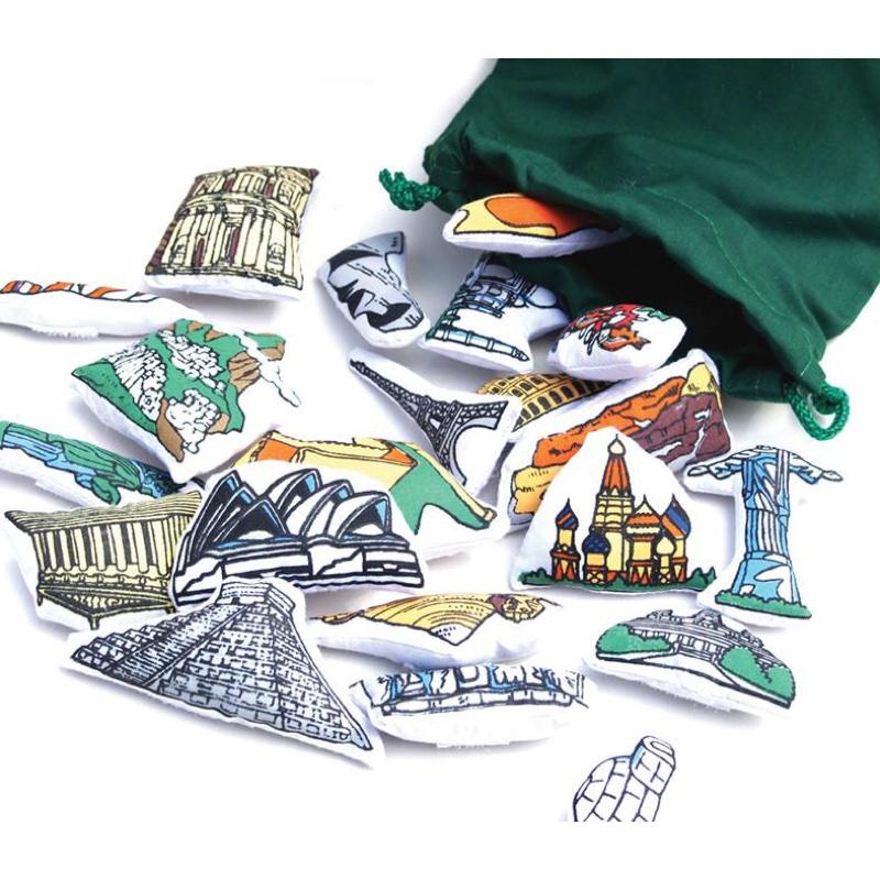 Monumentos-mundo-oskar-Ellen-monetes