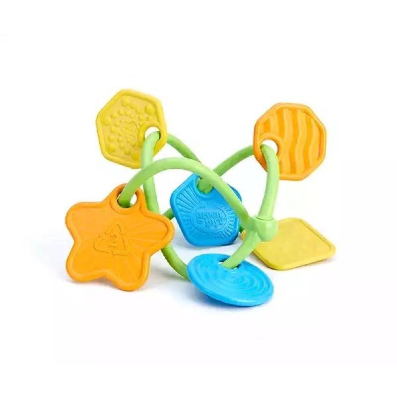 Mordedor Laberinto Twist Ecológico, Green Toys