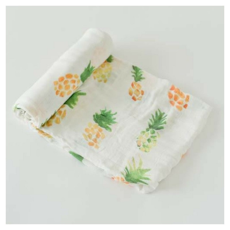 Muselina-bambu-120-pineapple-little-unicorn-monetes01