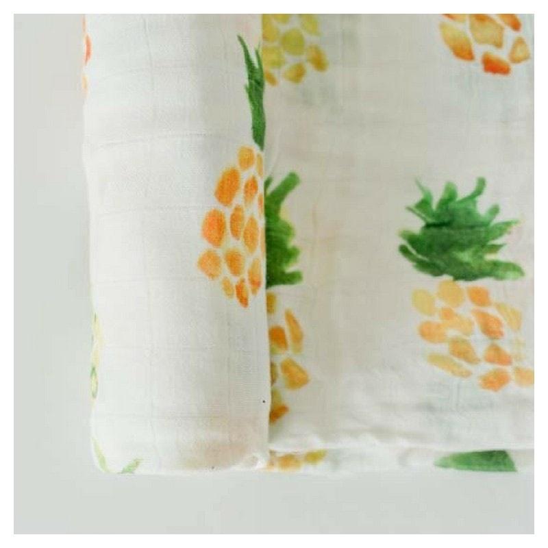 Muselina-bambu-120-pineapple-little-unicorn-monetes02