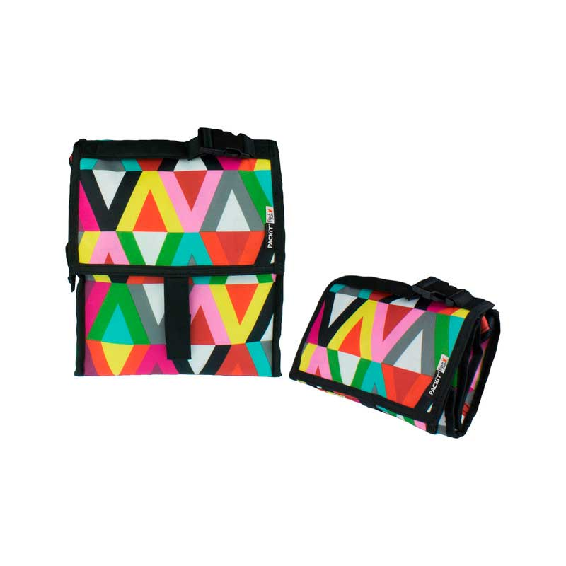Bolsa portalimentos congelable Lunch Bag Viva 4'4L.