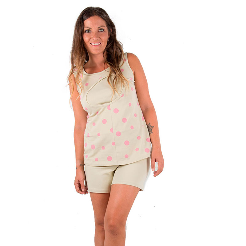 Outlet. Pijama Embarazo/Lactancia Kiss