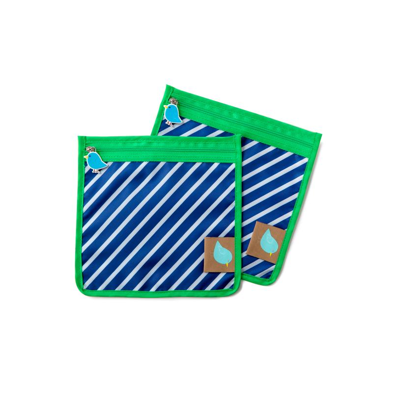 Pack de 2 bolsitas - Rayas -