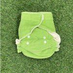 Pañal ajustado Ultrafit Popolini Verde