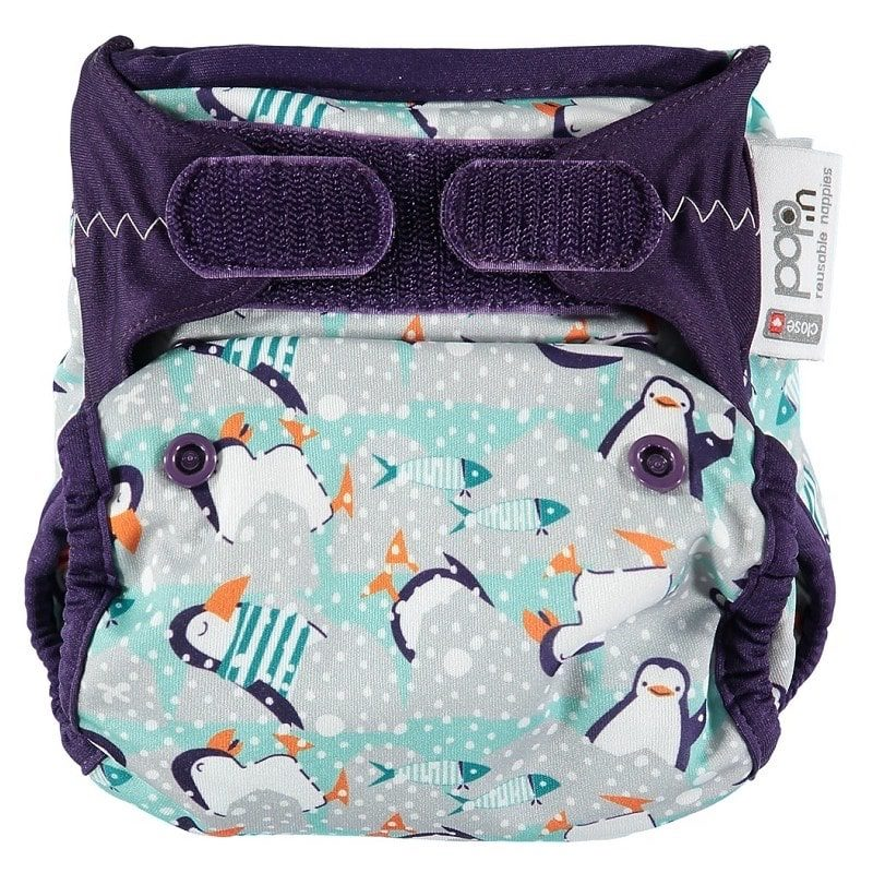 Pañal Penguin, Pop-In