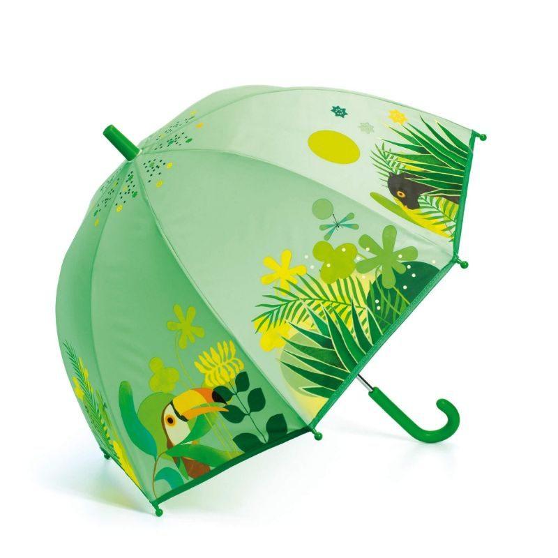 Paraguas jungla tropical Djeco - Monetes