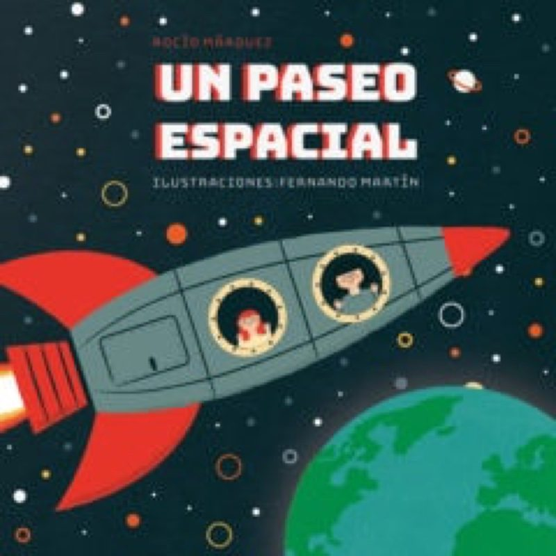 Un paseo espacial, Editorial Minis