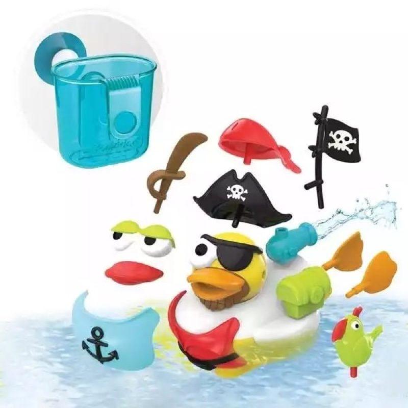 Pato jet Crea un pirata, de Yookidoo