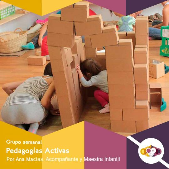 Grupo Juego Miércoles: Pedagogías Activas