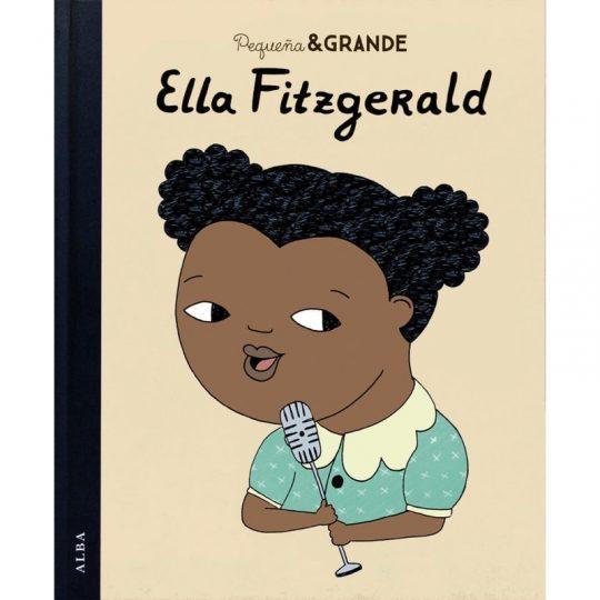 Pequeña y grande: Ella Fiztgerald