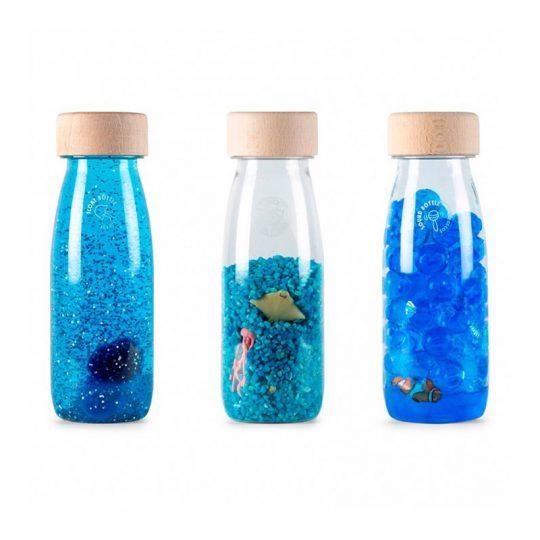Pack 3 botellas sensoriales - Serenity -