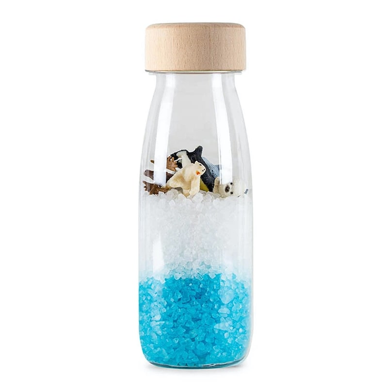 Petit boum spy bottle artic