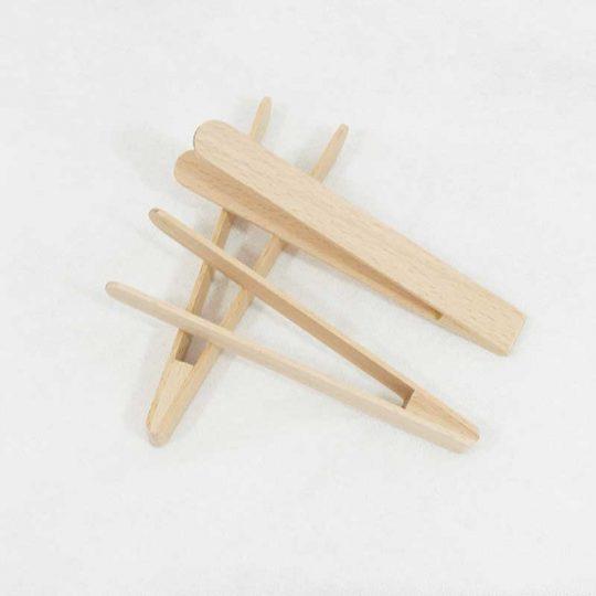 Pinzas de madera - pequeñas -