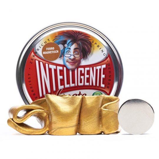 Plastilina Inteligente Magnética -Fiebre del Oro-